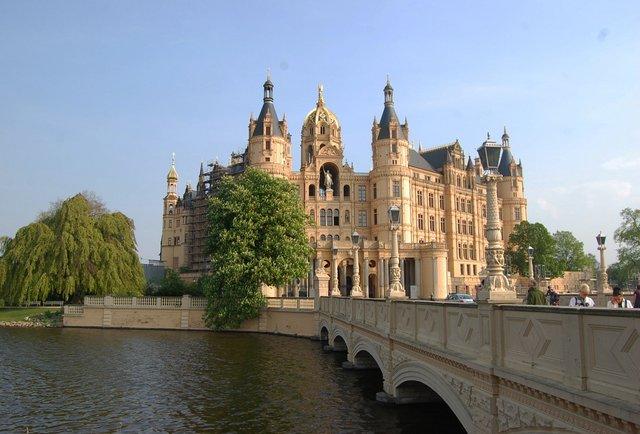Schwerin Germany what to see and do Nemcija