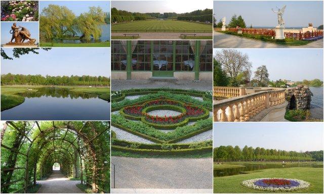 schwerin Germany castle gardens Nemcija