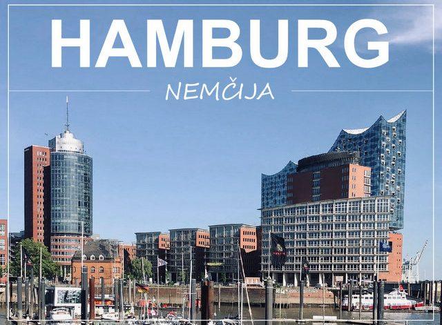 Izlet v Hamburg kaj videti in početi v Hamburgu