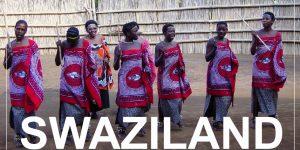 potopis SVAZILAND: kratko potovanje s severa na jug