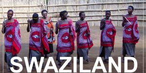 SWAZILAND: a short trip from north to south