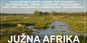 JUZNO AFRISKA REPUBLIKA: 3-tedensko potovanje z najetim avtom