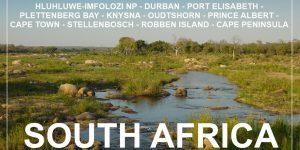 SOUTH AFRICAN REPUBLIC   3 weeks road trip