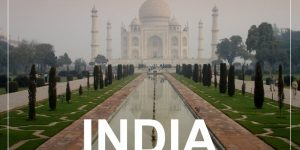 INDIA: south to north in pictures