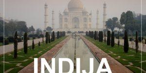 fotopotopis INDIJA: od juga do severa v slikah