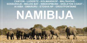 potopis NAMIBIJA: 3-tedensko krožno potovanje z najetim avtom