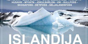 potopis ISLANDIJA: v 10-tih dneh okoli otoka