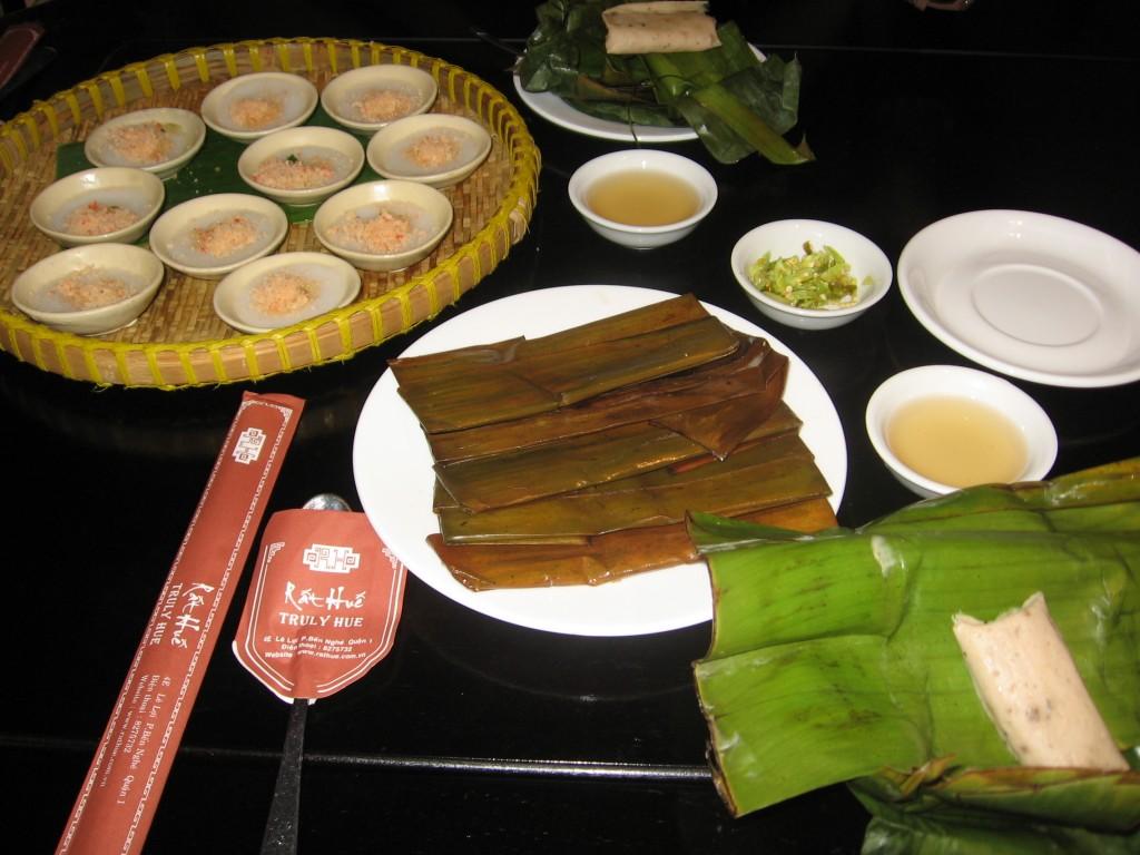 vietnamska večerja