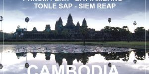 CAMBODIA: backpacking round trip