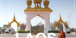 potopis | backpacking potovanje LAOS: od severa do juga v 3 tednih