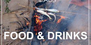 LAOS   food & drinks