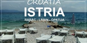 ISTRIA, Croatia – 1 week summer holiday