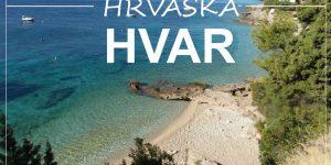 HVAR, Hrvaška | 2 tedna poletnih počitnic