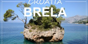 BRELA, Croatia | 1 week summer holiday