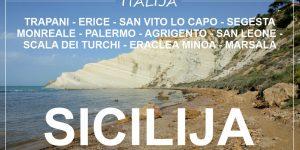 potopis ZAHODNA SICILIJA: 1-tedensko potovanje z najetim avtom
