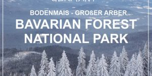 BAVARIAN FOREST, Germany | 4 days winter holiday in Bodenmais