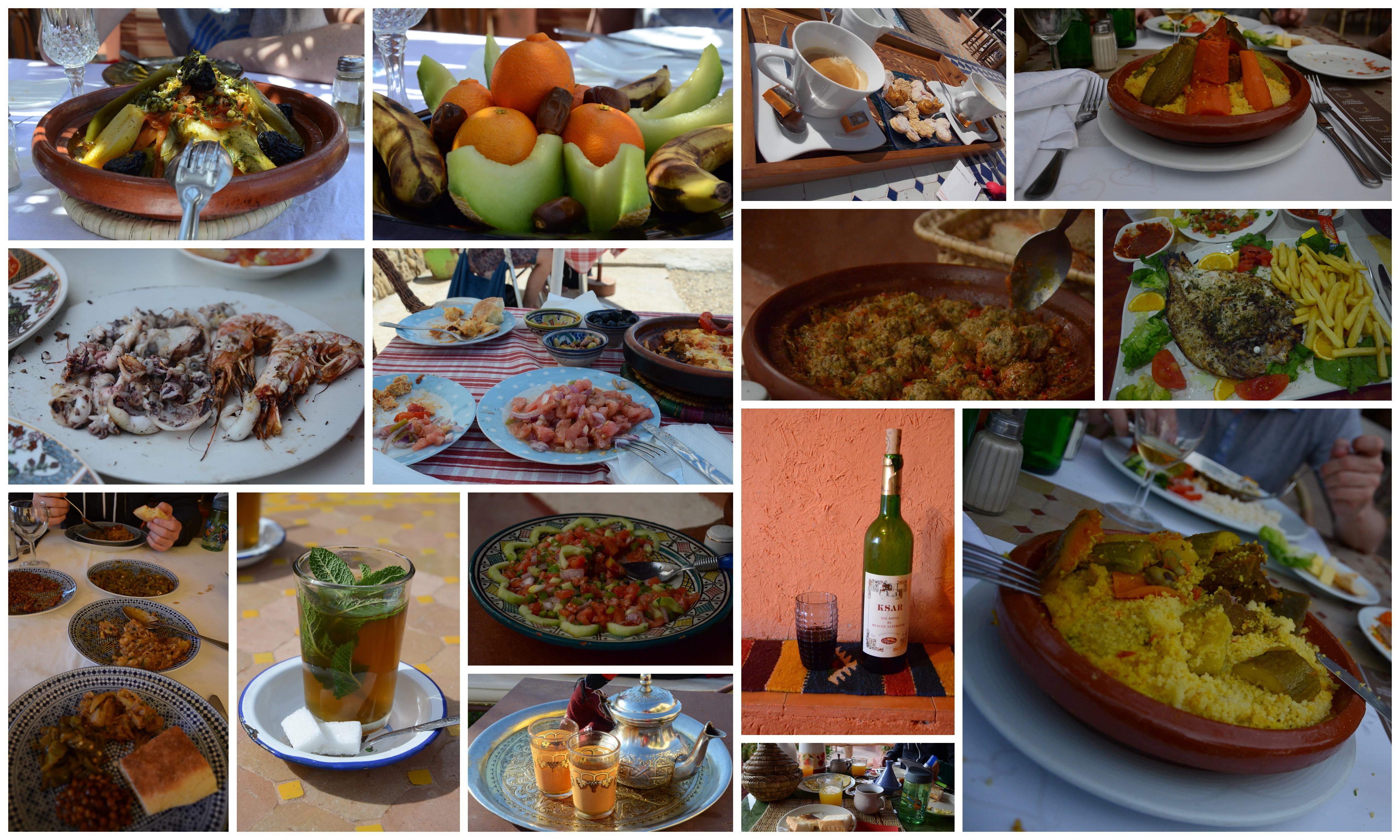 maroko hrana