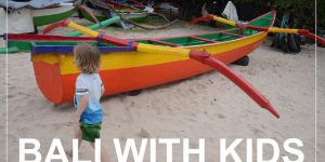 BALI WITH KIDS – in 2 weeks around the island with backpacks