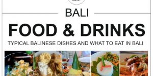 world food: BALI
