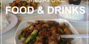 SINGAPORE | food & drinks