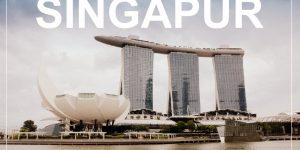 SINGAPUR v štirih dneh