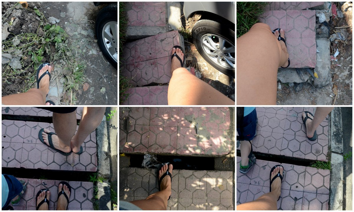 steps bali