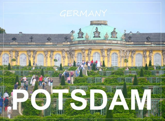 Potsdam Germany what to see and do weekend trip day trip from Berlin