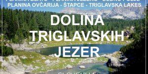 V SLOVENSKIH HRIBIH: do Triglavskih jezer