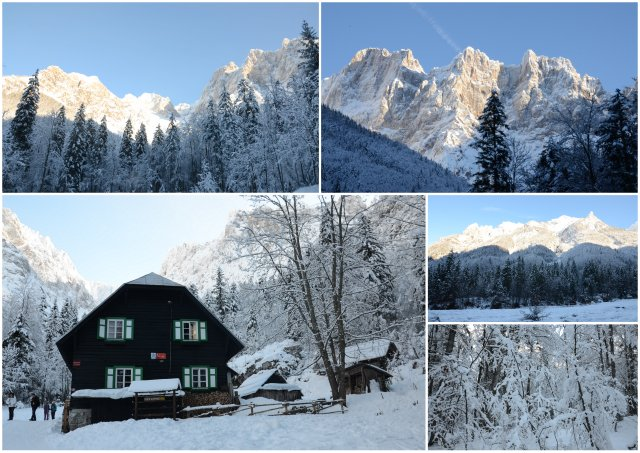 dolina valley Krnica Slovenia