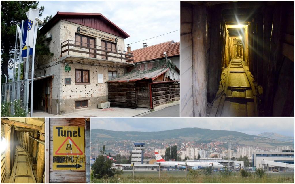 sarajevo tunnel of life