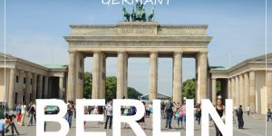 a weekend in: BERLIN