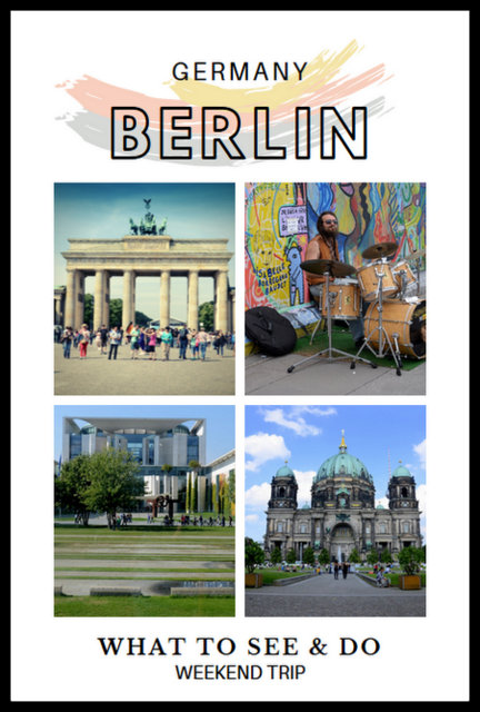 Berlin Germany what to see and do