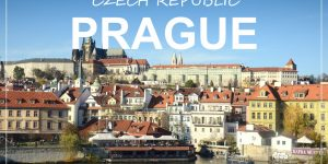 a weekend in: PRAGUE