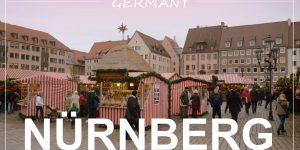 a weekend in: NUREMBERG