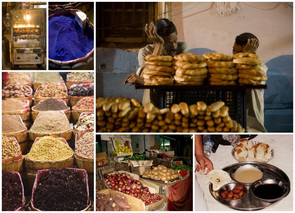 egypt nile cruise food