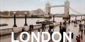 vikend izlet: LONDON