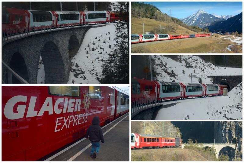 glacier train 2