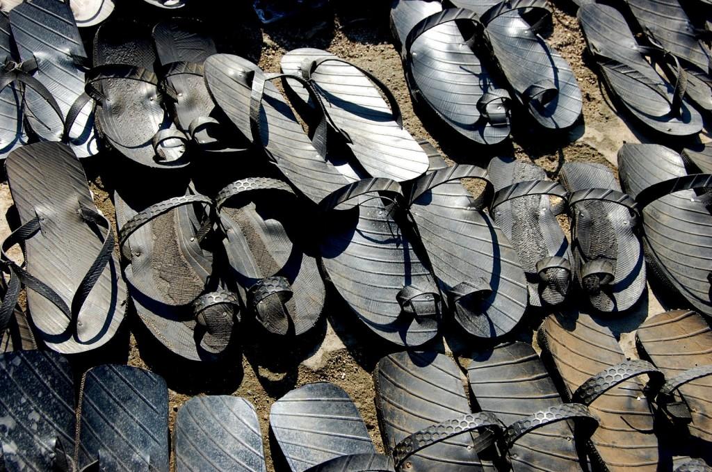 uganda tyre shoes