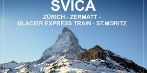 potopis SVICA: 4 dni med Zürich-om in Alpami