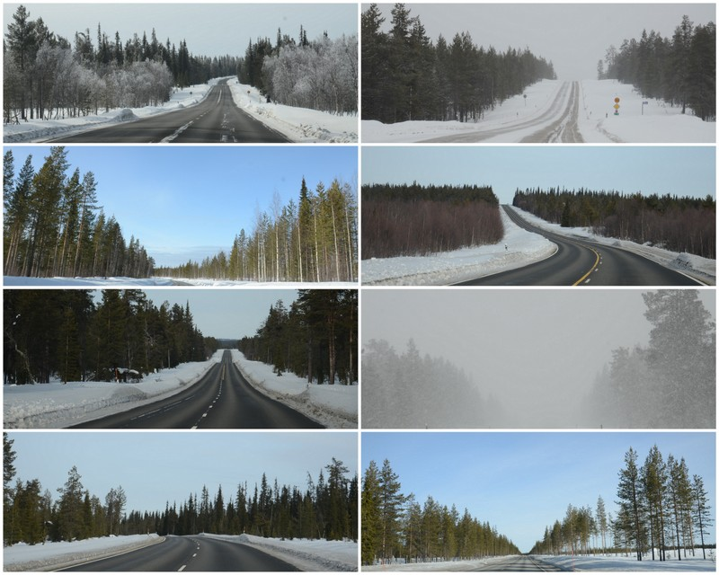 finland roads