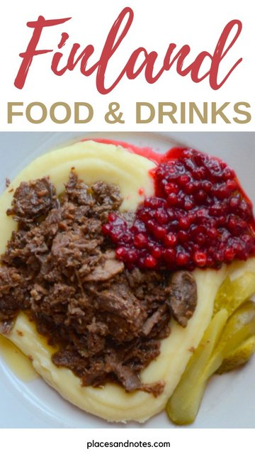 Finland Food and drinks Finnish cuisine