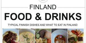 FINLAND food & drinks | typical Finnish dishes and what to eat in Finland