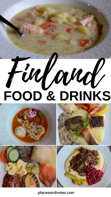 Finnish cuisine What to eat and drink in Finland