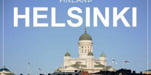 HELSINKI, Finland | weekend city trip
