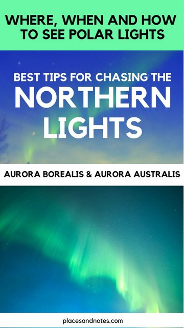 What are polar lights, where to spot northern lights and the best tips to chase aurora borealis and aurora australis