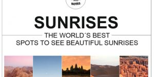 The world´s best spots to see beautiful sunrises