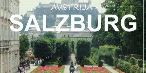 SALZBURG, Avstrija | vikend izlet