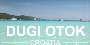 DUGI OTOK, Croatia | 1 week summer holiday