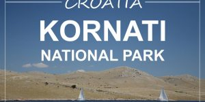 KORNATI National Park – day trip on a boat