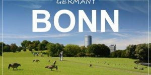 BONN, Germany | weekend city trip